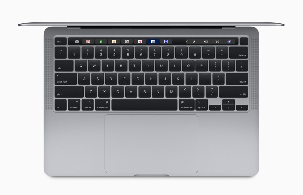 The 13-inch MacBook Pro gets Apple's much-improved keyboard thumbnail