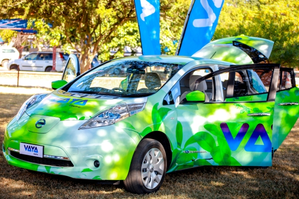 Vaya Africa launches electric ride-hail taxi network thumbnail