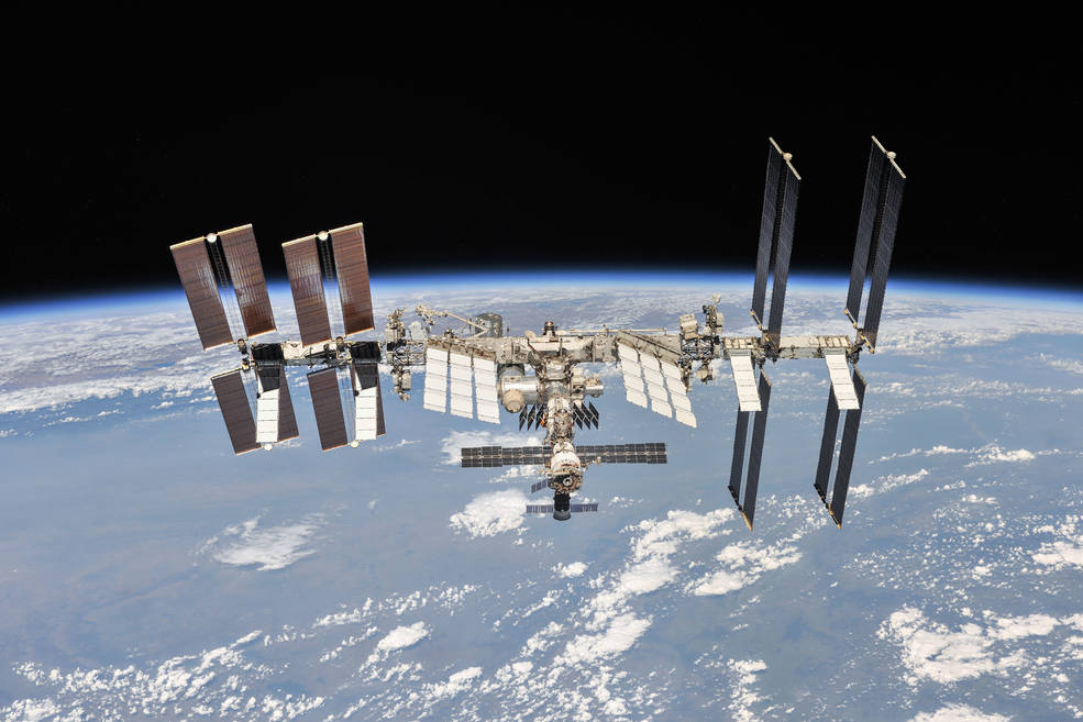 Tom Cruise to Film Aboard the International Space Station