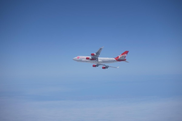 Virgin Orbit's first orbital test flight cut short after rocket released from carrier aircraft thumbnail