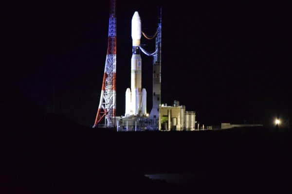 Watch Mitsubishi Heavy Industries launch a milestone Space Station resupply mission live - TechCrunch