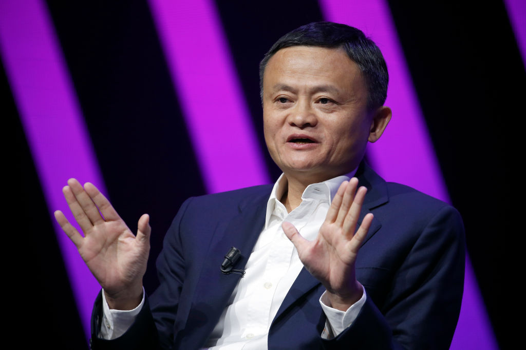 Chinese billionaire Jack Ma resigns from SoftBank amid historic losses""