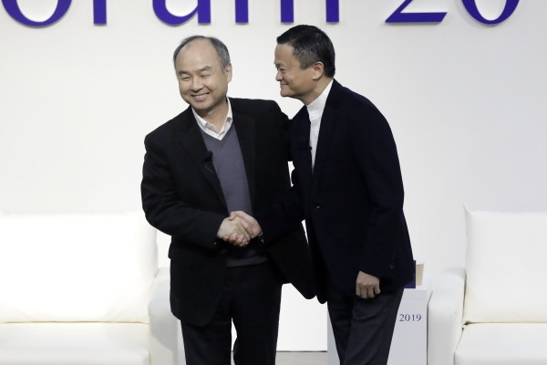 As Jack Ma and SoftBank part ways, the open and globalized era of tech comes ever closer to an end thumbnail