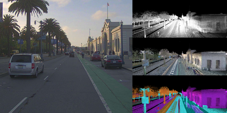 photo of Scale AI releases free lidar dataset to power self-driving car development image