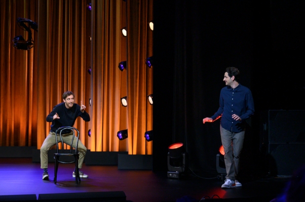 Original Content podcast: Netflix's 'Middleditch & Schwartz' might change your mind about improv thumbnail