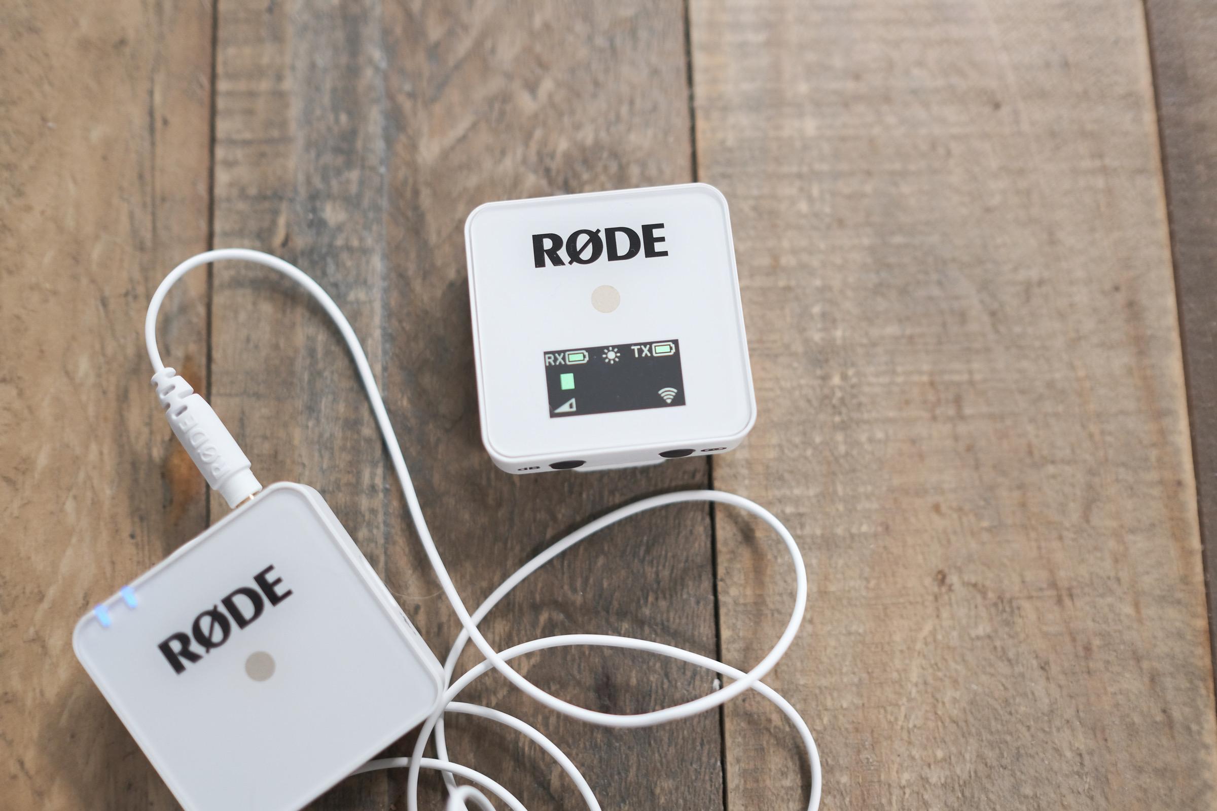 Новый белый беспроводный GO и аксессуары Rode расширяют возможности самого универсального микрофона-создателя 2020 аксессуар, микрофон