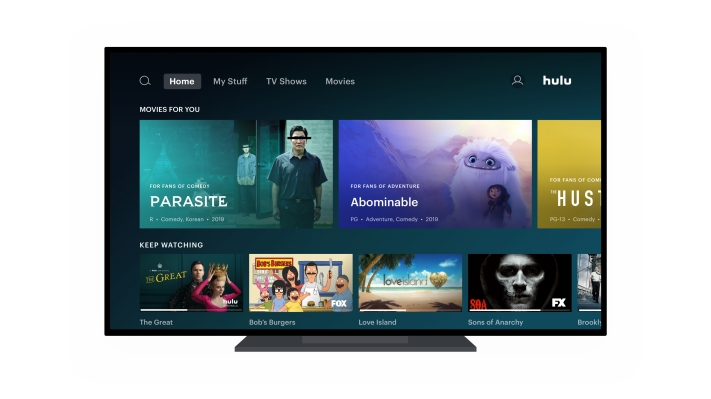 Hulu's biggest redesign in years offers a more standardized experience, improved navigation and discovery thumbnail