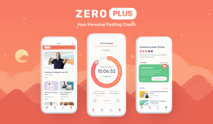 Big Sky Health raises $8 million to nurture its intermittent fasting, meditation, and alcohol consumption apps