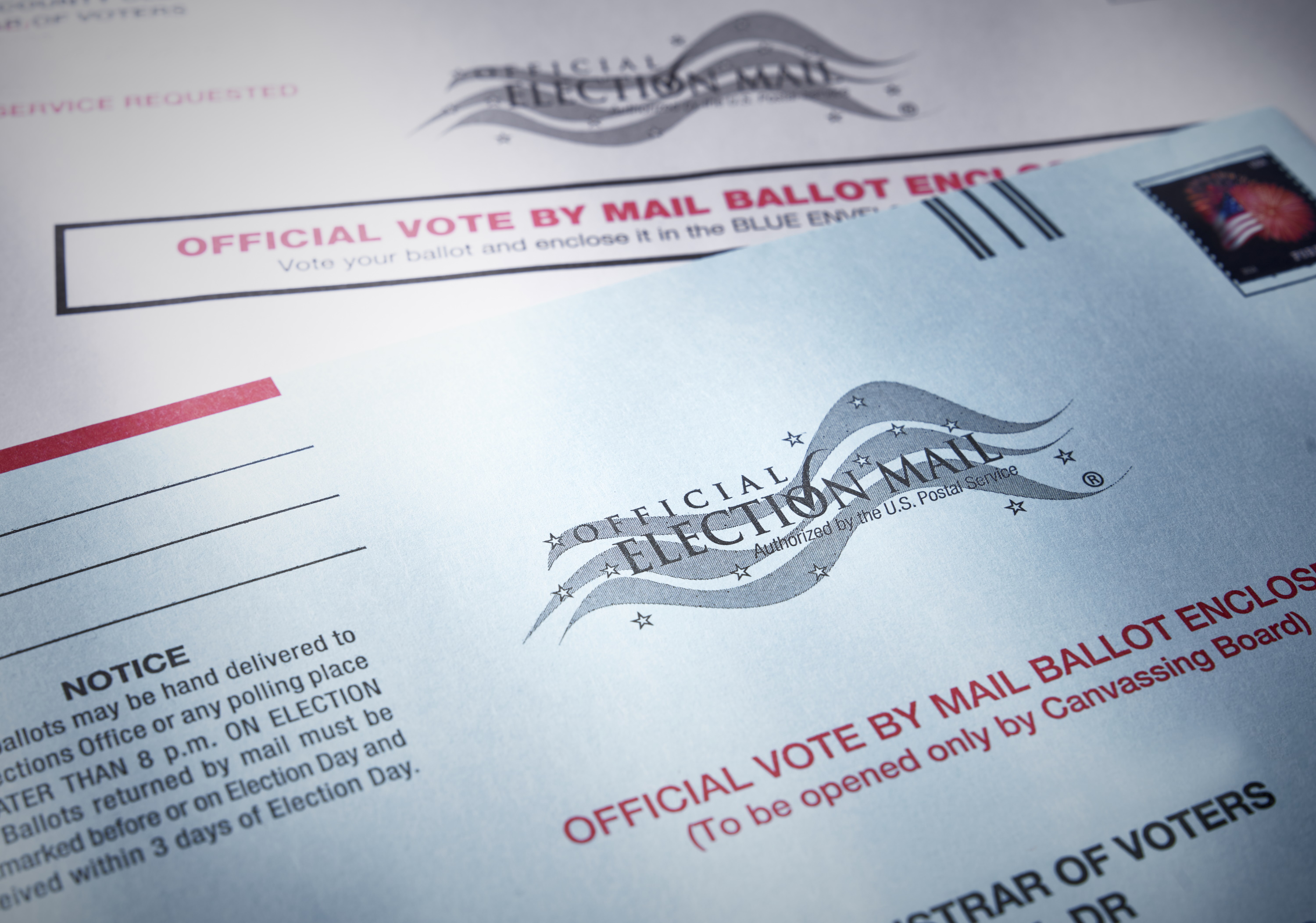 Anything less than nationwide vote by mail is electoral sabotage 2