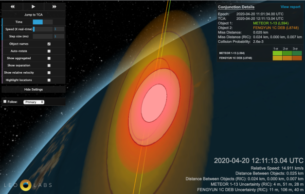 LeoLabs launches its global satellite monitoring and collision avoidance service thumbnail