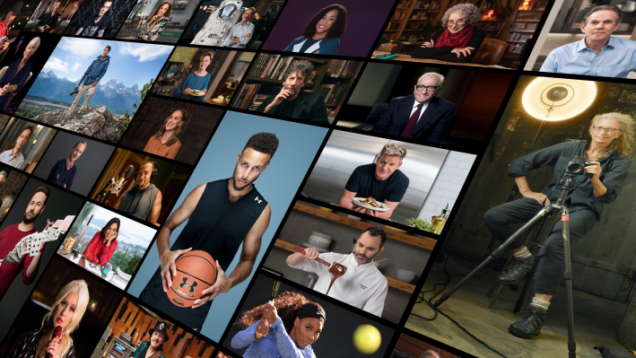 MasterClass just raised $100 million for celebrity-fueled content thumbnail