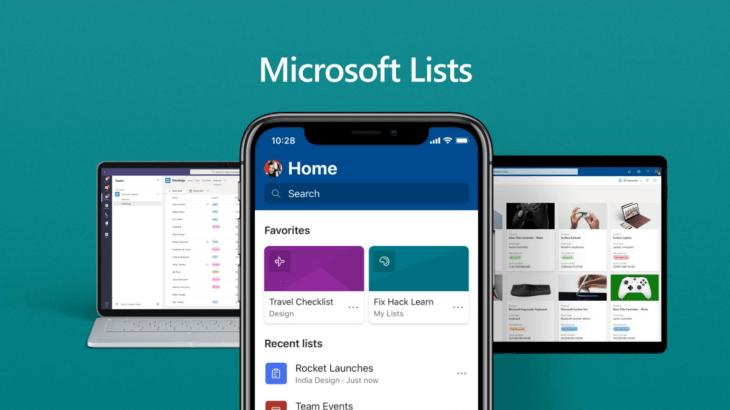 microsoft-lists
