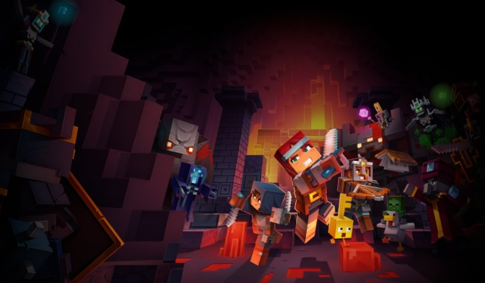 Minecraft Dungeons Has Charm And Potential But Needs Lot More Time In The Furnace Techcrunch