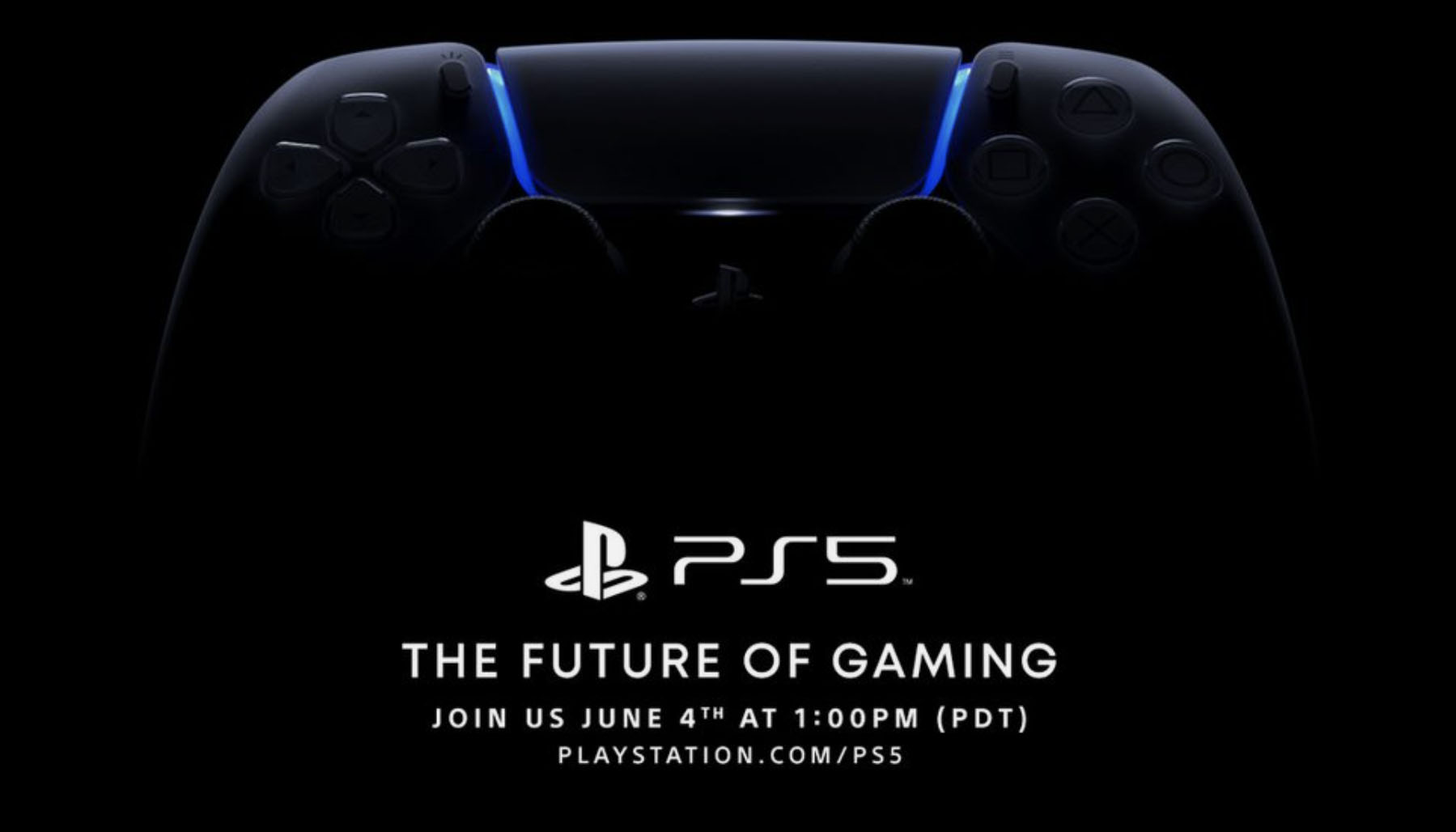Sony to Hold PlayStation 5 Event on 4th June