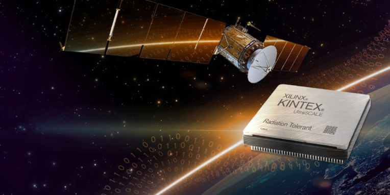 Xilinx launches a new reconfigurable space-grade chip optimized for local machine learning on orbit thumbnail