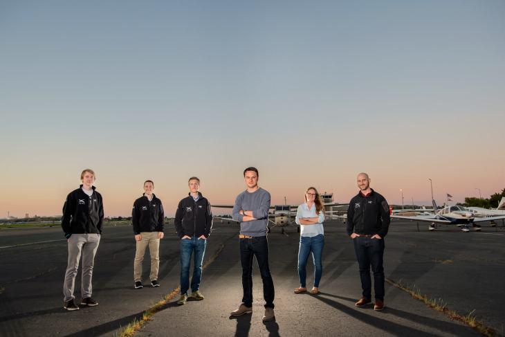 Xwing autonomous aviation startup