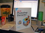 Boxed edition of Adobe Photoshop Elements 6 by Dennis Sylvester Hurd