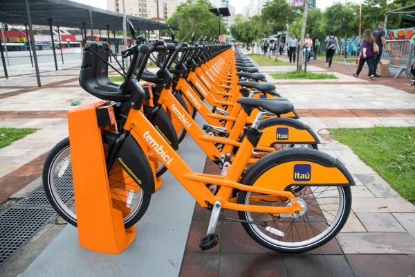 Tembici raises $47M Series B to expand its fleet of electric bikes