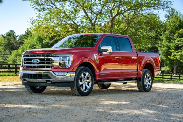 All the tech in Ford's most necessary automobile: the 2021 F-150 truck thumbnail