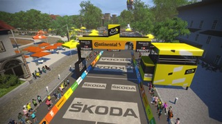 Strap in — a virtual Tour de France is coming this weekend thumbnail