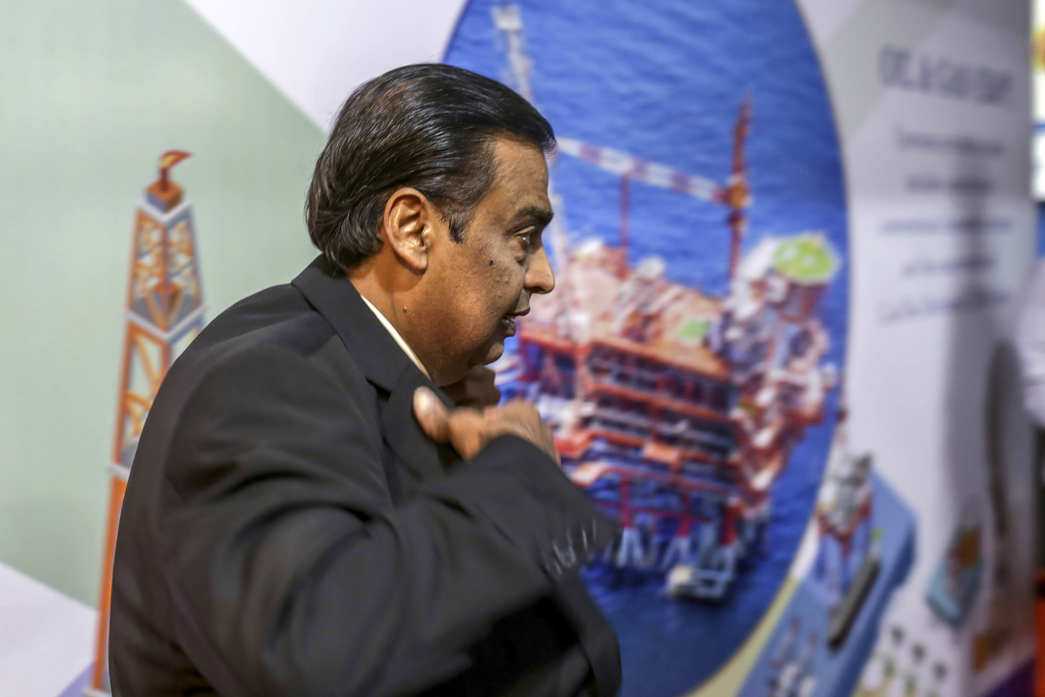 Reliance Jio Platforms says $15.2 billion fundraise is good for now