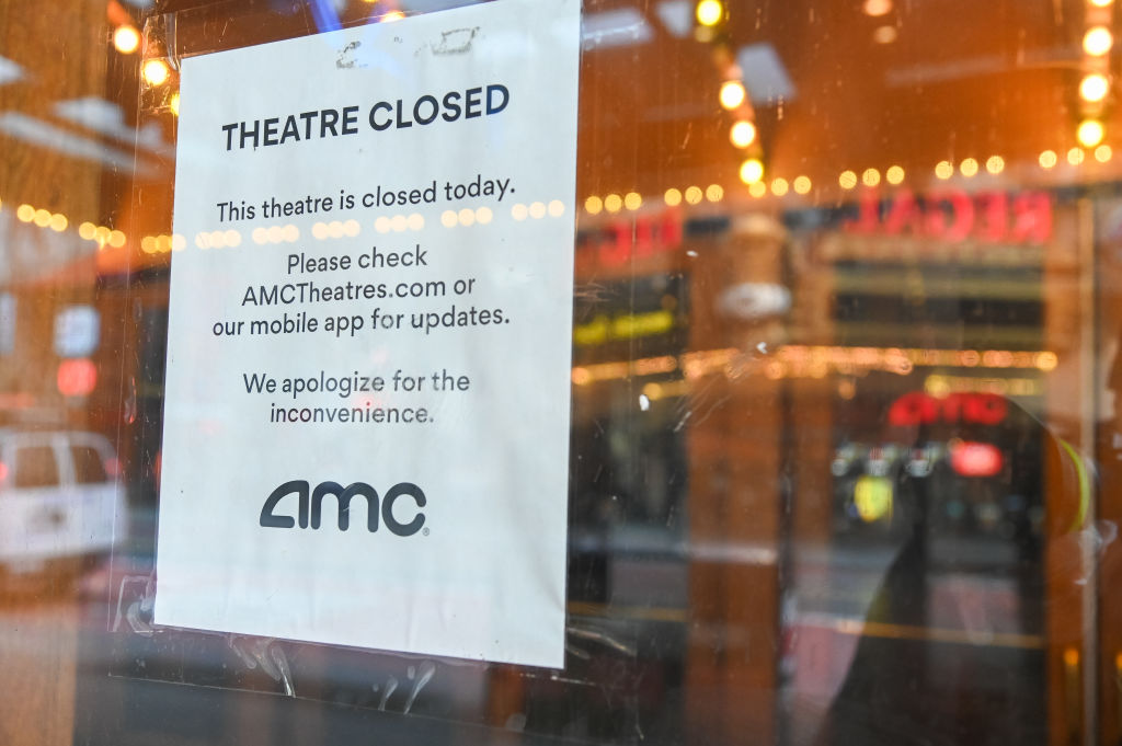 AMC Entertainment to reopen 450 U.S. theaters on July 15