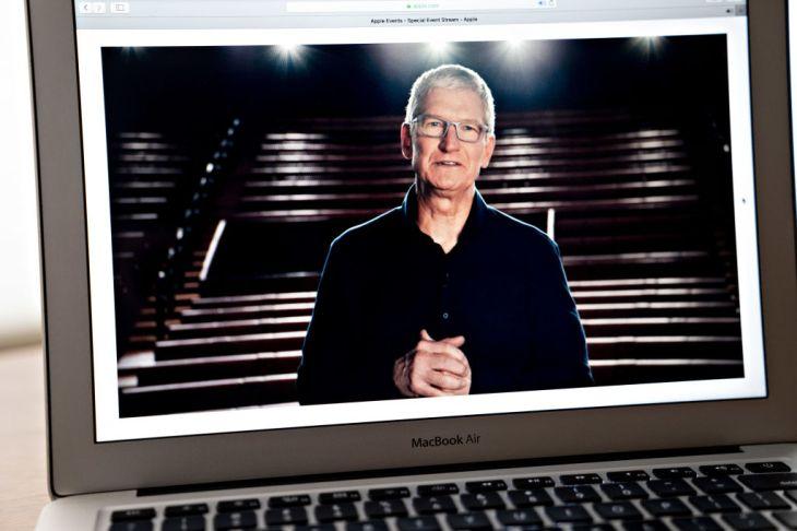Apple S First Virtual Wwdc Keynote Set A New Standard For Remote Presentations Techcrunch