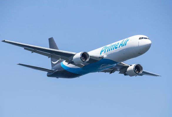 Amazon Air adds 12 new aircraft to its cargo fleet, expands its ground operations - techcrunch