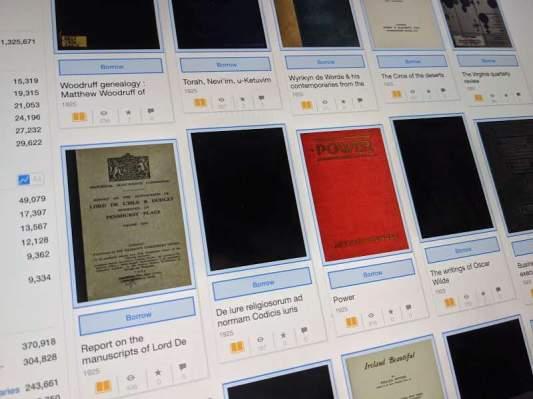 Internet Archive ends free e-book program, following publisher suit thumbnail