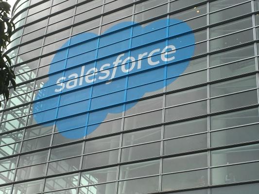 Salesforce slumps 8.5% as its post-Slack selloff continues – TechCrunch