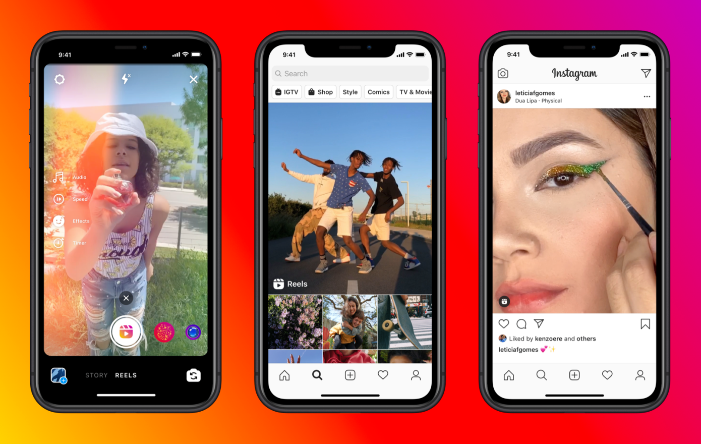 Instagram Reels Tested In India Following Tiktok S Ban Techcrunch