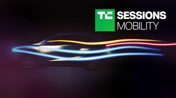 Save with group discounts to TC Sessions: Mobility 2020
