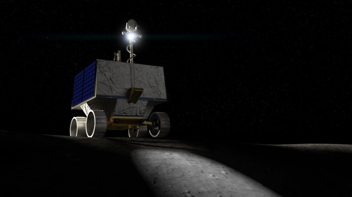 NASA picks Astrobotic to deliver its water-hunting robot rover to the Moon thumbnail