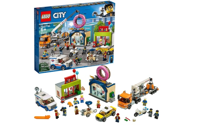 Lego pauses marketing of police sets, amid protests