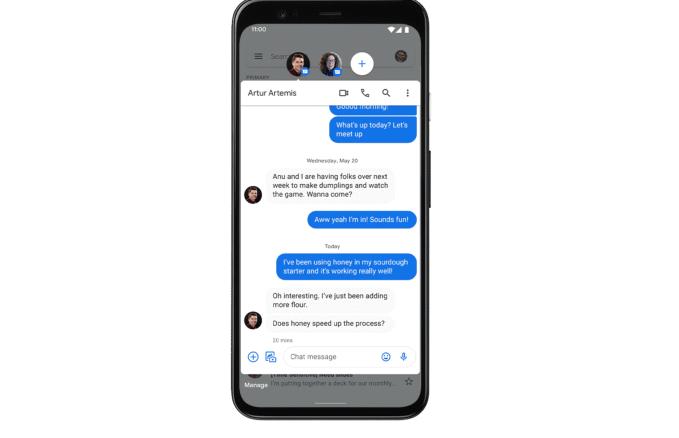 Esta semana en aplicaciones: Android 11 beta, cambio de imagen de Snapchat, planes WWDC20 de Apple 1