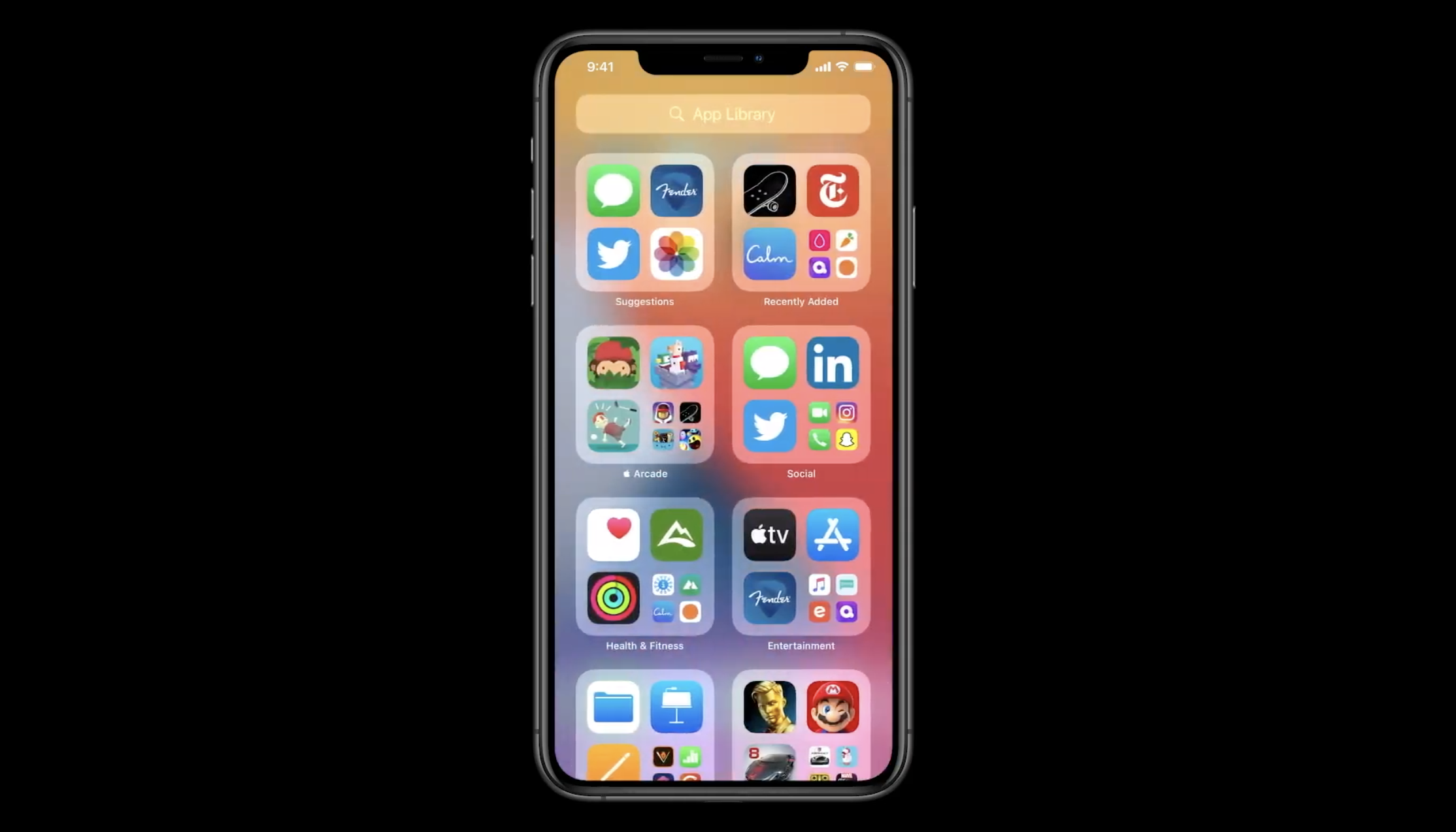 iOS 14 gets rid of the app grid to help you find the app you're looking for  | TechCrunch