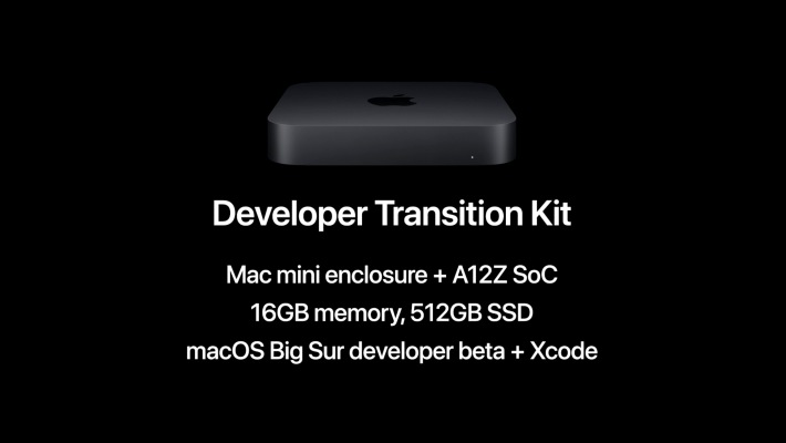 Apple is releasing a Mac mini with an Apple processor for developers starting this week thumbnail