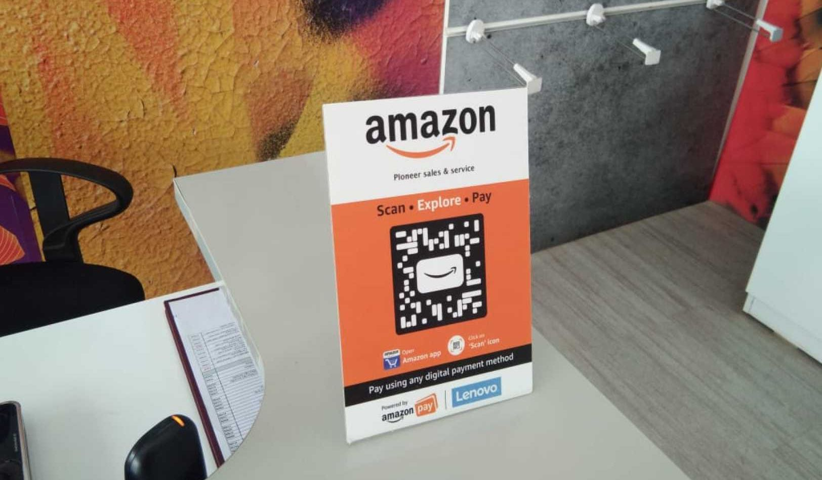 Amazon launches 'Smart Stores' in India to win mom and pop
