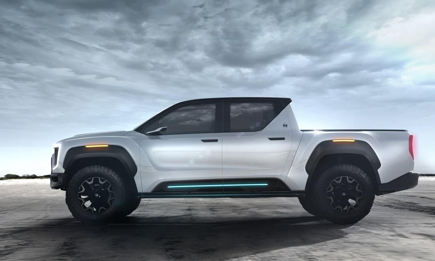 General Motors takes $2 billion stake in electric truck startup Nikola