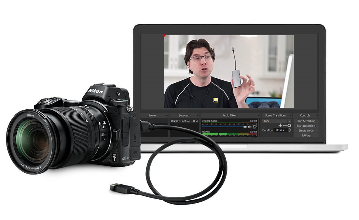 How to set up your nice camera as a high-quality webcam in 5 minutes – TechCrunch