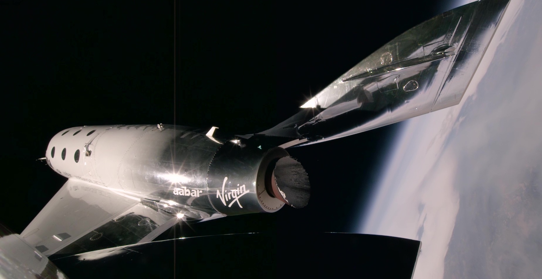 Virgin Galactic signs NASA deal for commercial space flights