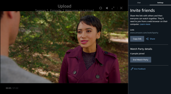 Amazon Prime Video introduces 'Watch Party,' a social co-viewing experience included with Prime 2