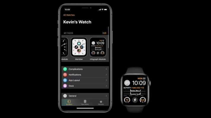 watchOS 7's 'Face Sharing' feature can help custom watch faces go viral thumbnail