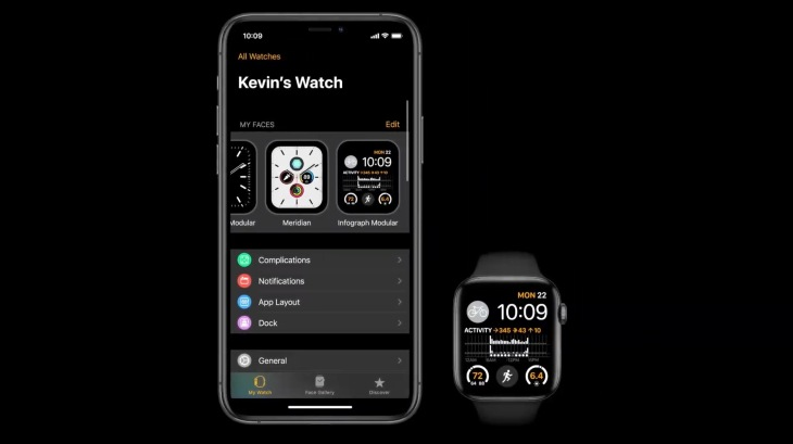 All You Need to Know About WatchOS 7 Face Sharing
