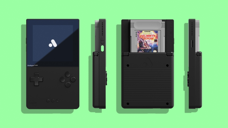 Best Handheld Console 2021 Pre orders for the Analogue Pocket retro portable game console