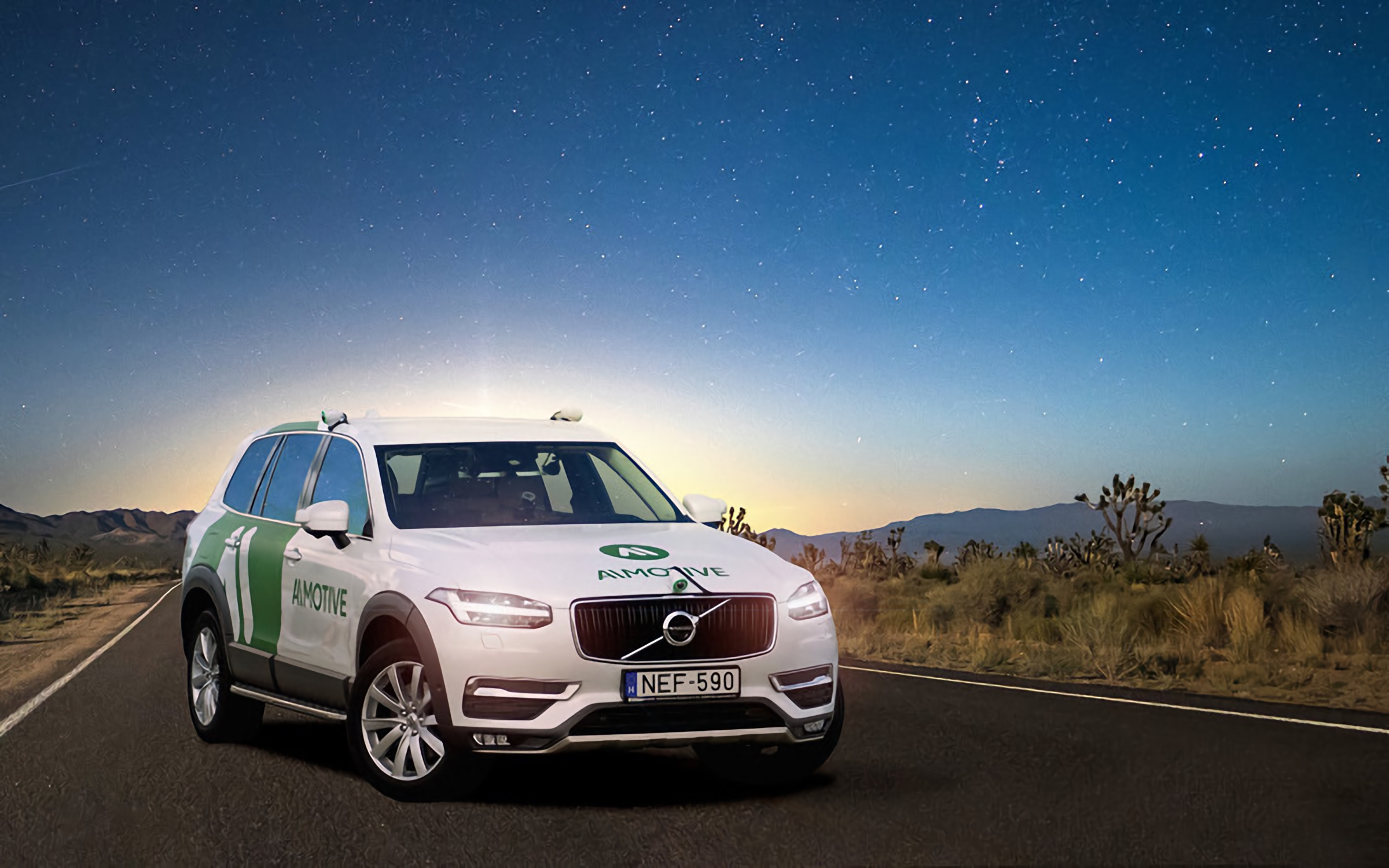 techcrunch.com - Darrell Etherington - Autonomous driving startup turns its AI expertise to space for automated satellite operation