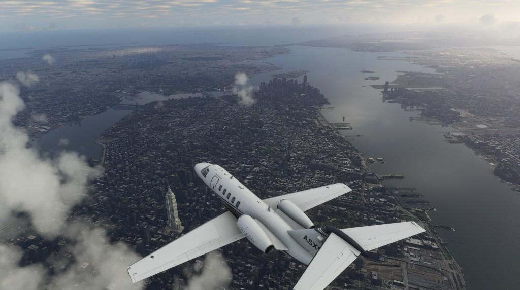 Microsoft S New Flight Simulator Is A Beautiful Work In Progress Techcrunch