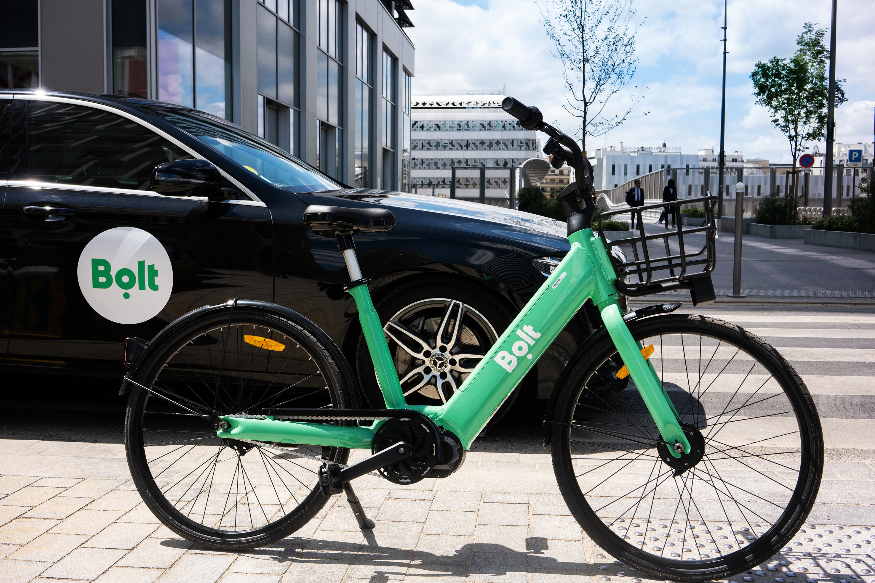 Bolt launches electric bike-sharing service in Paris