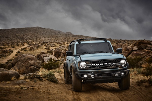 Ford Bronco reservations surpass 150,000  TechCrunch