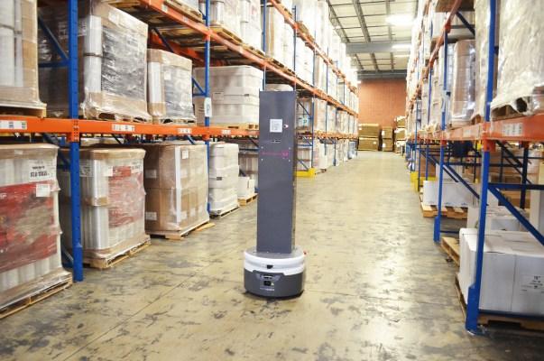 Fetch Robotics introduces a heavy-duty autonomous UV disinfecting robot - Image